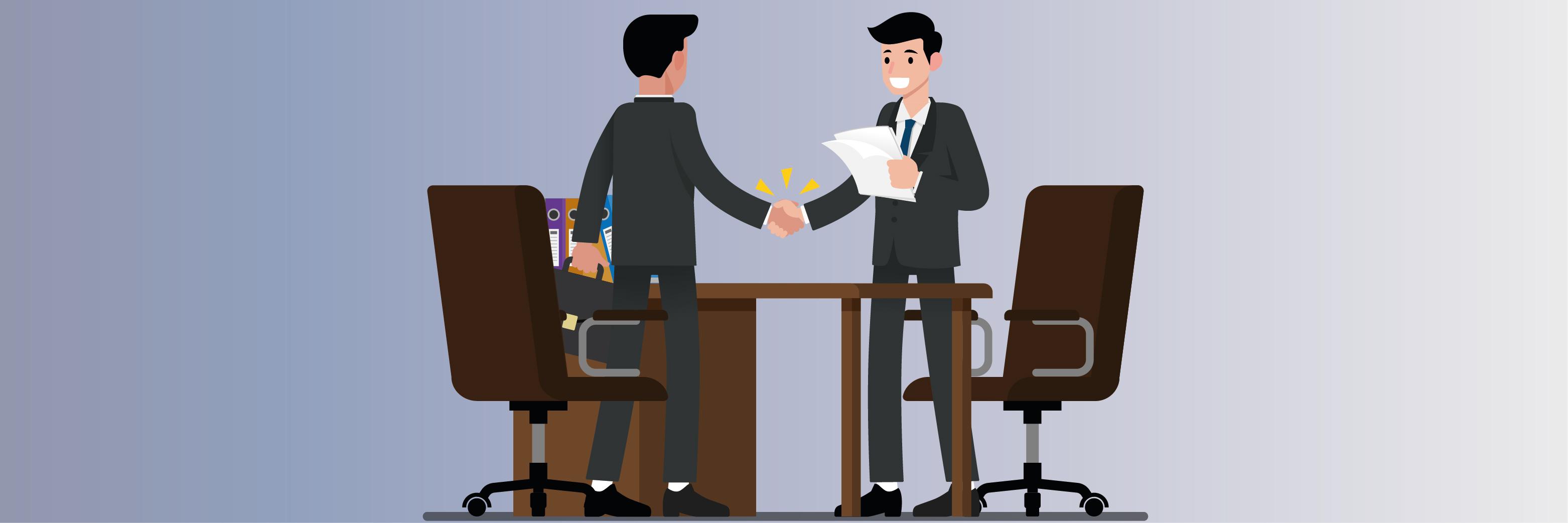 5 فوائد لاختيار الموظفين المتعاقدين