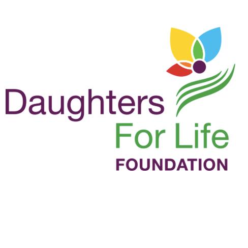 منحة ممولة مقدمة من من منظمة Daughters for Life للطالبات الإناث من الشرق الأوسط