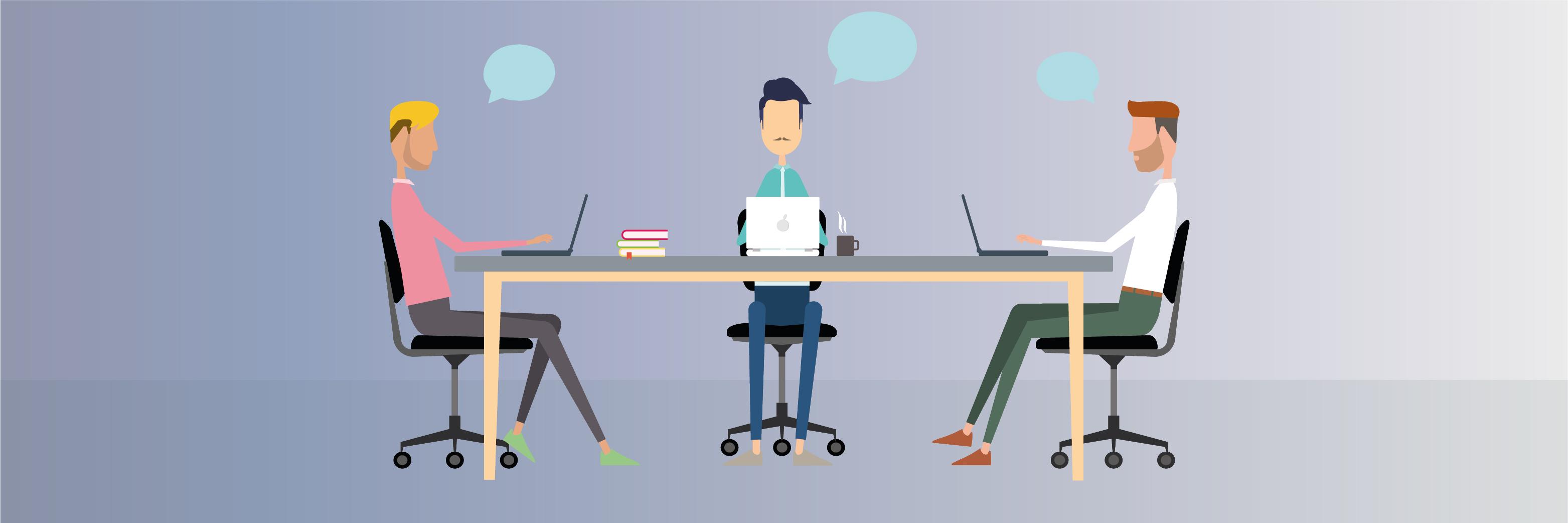 كيف من المتوقع أن يكون الوضع الطبيعي الجديد في العمل؟