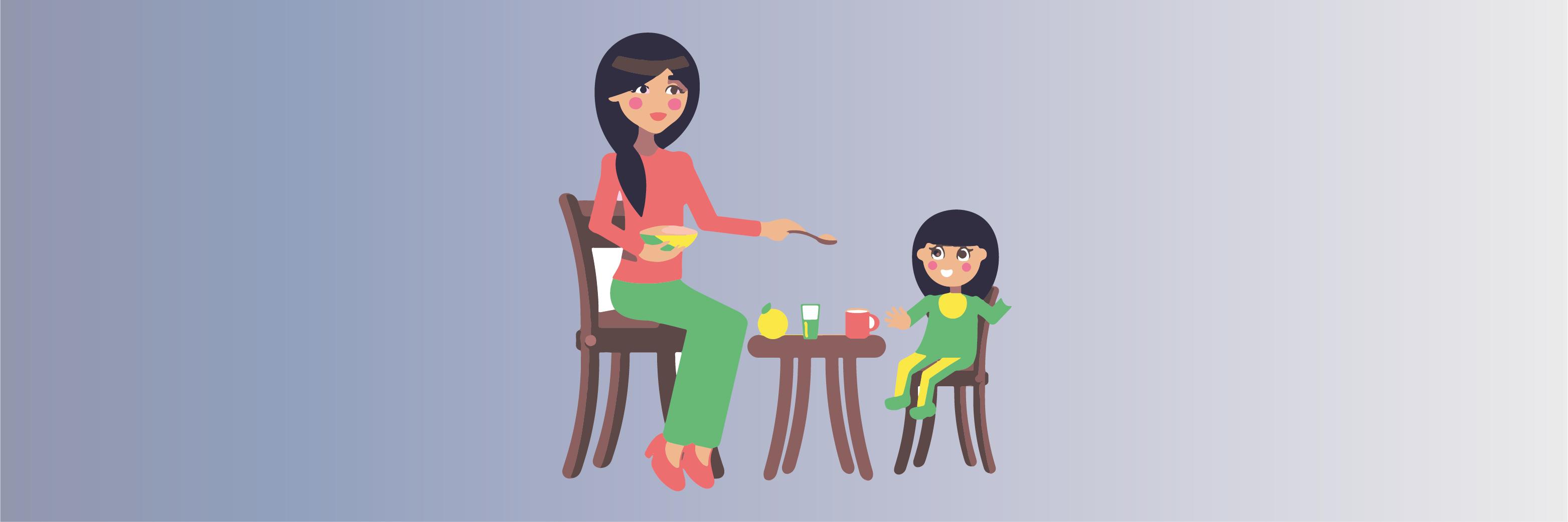 نصائح مهمة للتعامل مع مشكلة رعاية طفلك عند العودة إلى مقاعد الدراسة