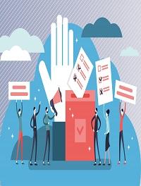 هل الديمقراطية في خطر في عصر المعلومات؟