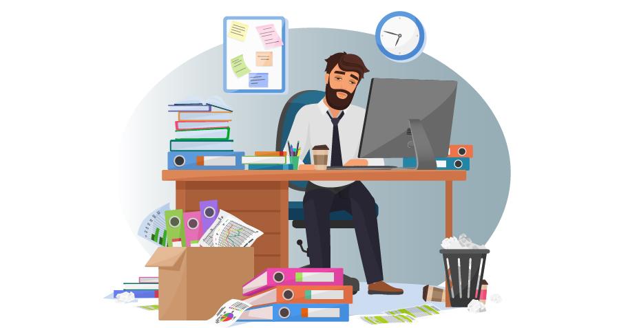 مكافحة الضغوطات الخفية في مكان العمل: المهام غير المشروعة