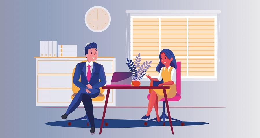 4 طرق لتجنب الإخفاق في مقابلة عمل مع مدير تنفيذي