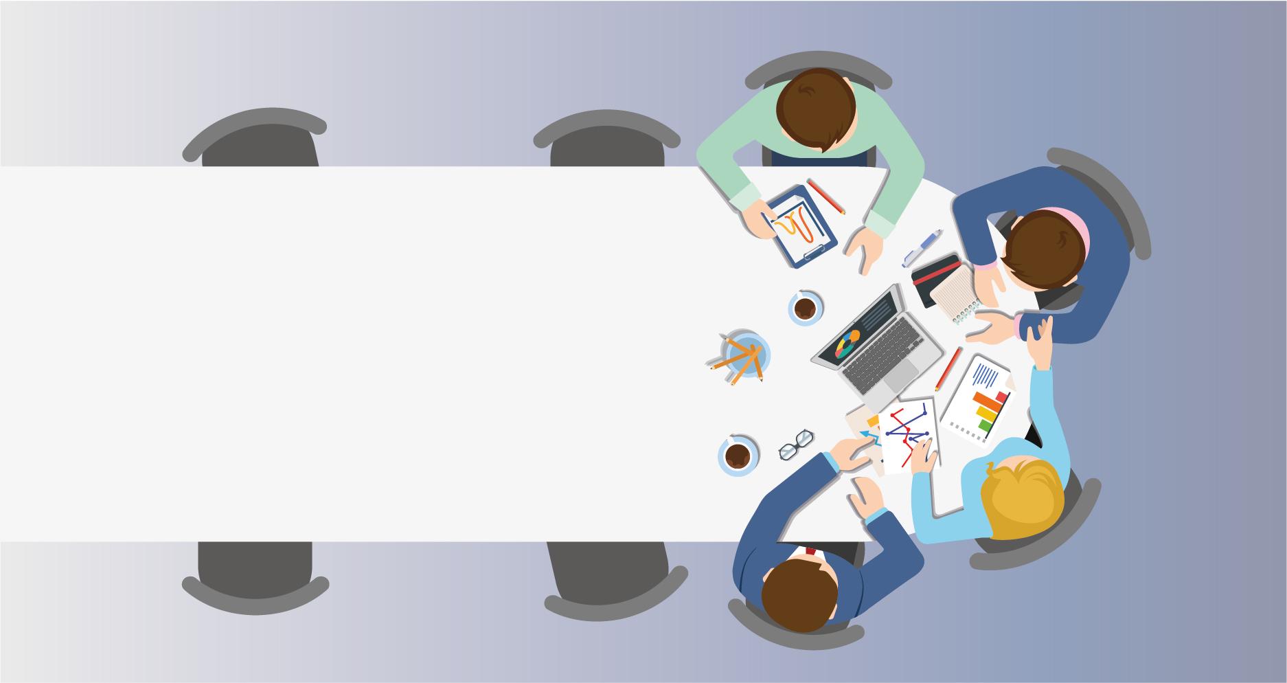 7 نصائح لجعل اجتماعاتك أكثر إنتاجية