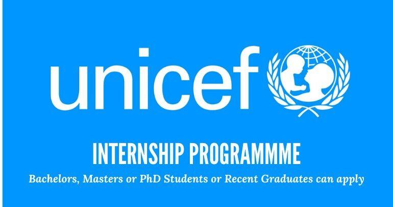 برنامج تدريب اليونيسف الممول بالكامل 2022 للطلاب الدوليين