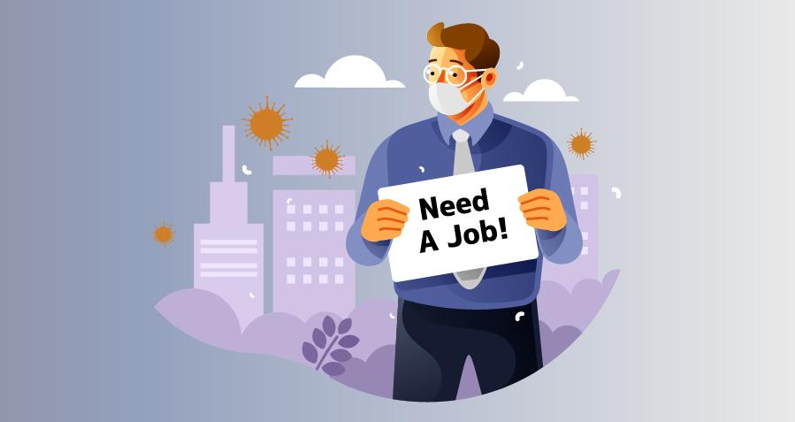 وظائف مُقترحة للأشخاص الذين سُرّحوا مؤقتاً من وظائفهم بسبب فيروس كورونا