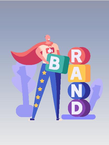 بناء العلامة التجارية الشخصية في العمل