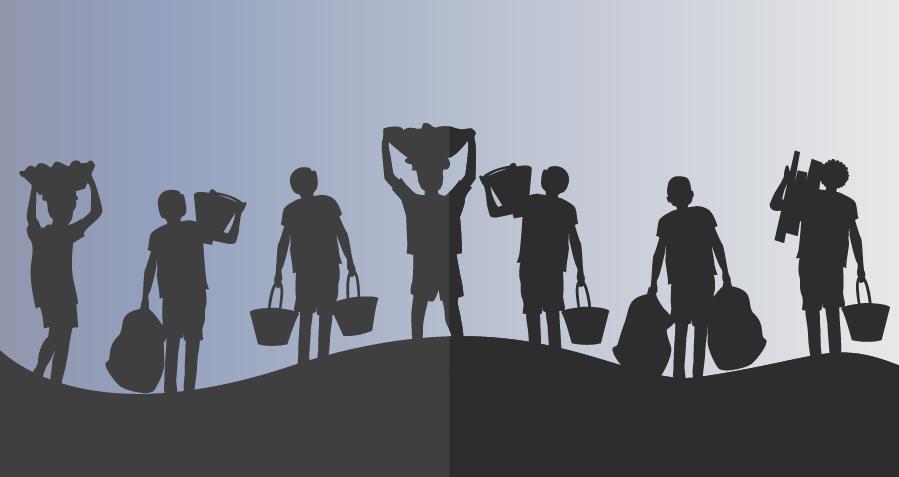 10 حقائق عن عمالة الأطفال خلال الثورة الصناعية