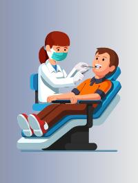 الوصف الوظيفي لطبيب الأسنان
