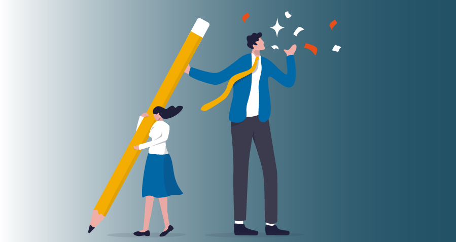 ماذا تفعل عندما يأخذ زميلك الفضل عنك في عملك؟