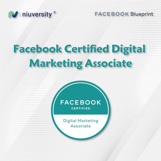 منحة دراسية لبرنامج اختصاصي تسويق رقمي معتمد من فيسبوك
