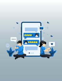4 خطوات للحصول على أول 100 عميل عبر الإنترنت